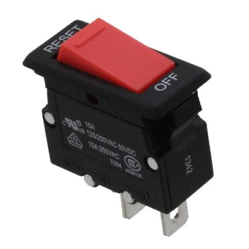 Disjoncteur thermique Rouge