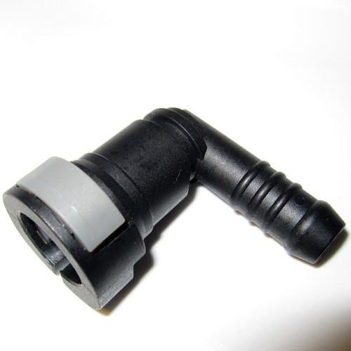 "Raccord Rapide 3/8"" - 10mm, coudé 90°"