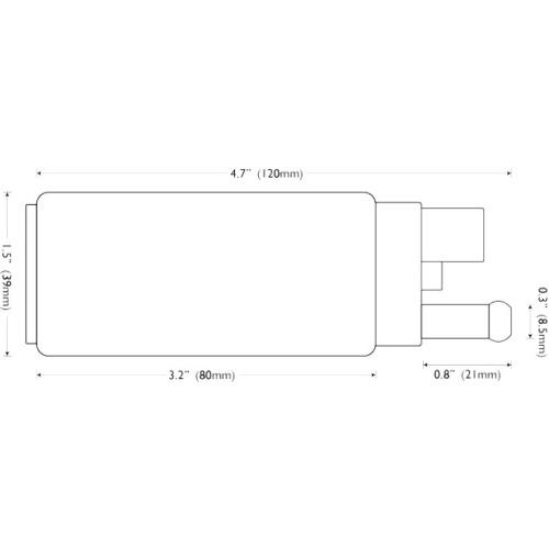 Pompe à essence ASNU 092 - 330 L/h