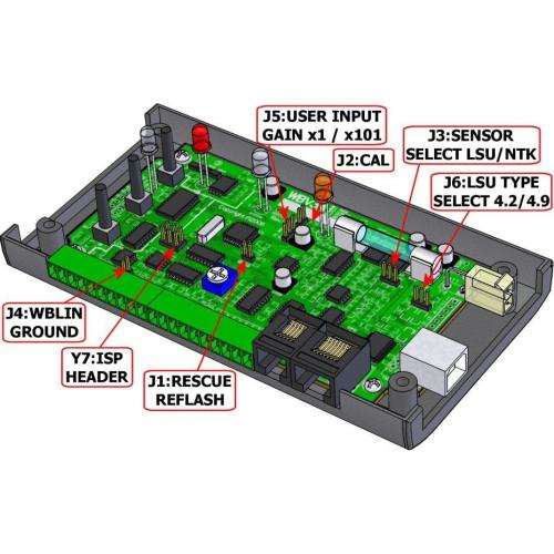 Système Tech Edge 3A2