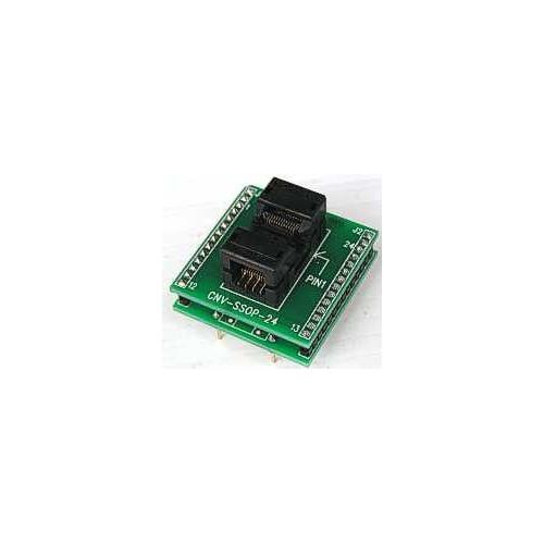 ADP-046 : Adaptateur TSSOP24 universel