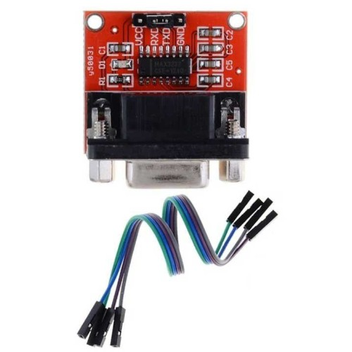 Module conversion RS232 - TTL