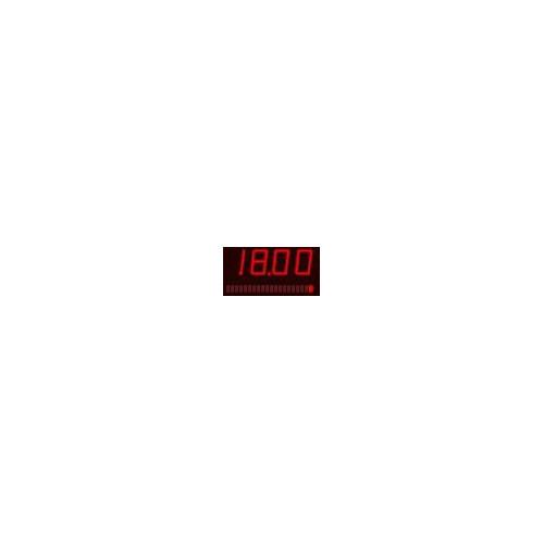 Afficheur tech Edge WBO2 LD02B