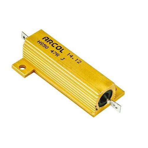 Résistance de puissance 40 Ohm 50 Watts