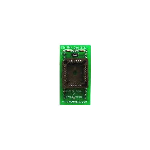 ADP-006 : DIP32 / PLCC28