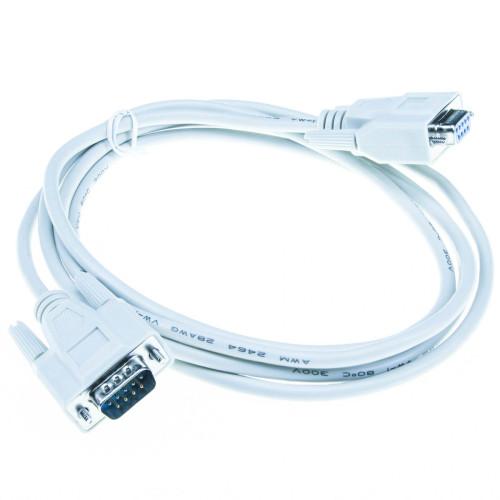 Câble série DB-9 droit