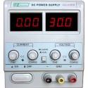 Alimentation Laboratoire 0 à 30 Volts - 0 à 5 Ampères