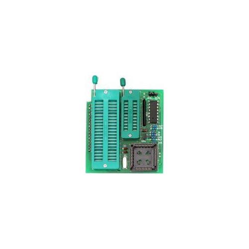 ADP-015 : MCS-51+ / 51AVR+ / AT89+ et PLCC44