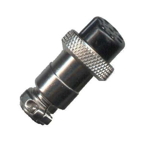 Connecteur Circulaire Femelle 8 Broches